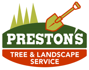 Preston's Tree & Landscape Service Logo