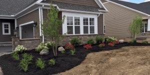 Landscape Design Front of the House