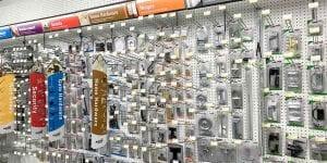 Hardware Store Shelves