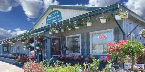 About Preston's Home & Garden Center
